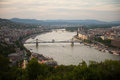 View of Budapest, Hungary Royalty Free Stock Image