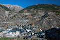 View on the Canillo, Andorra Royalty Free Stock Image