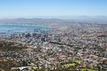 View of Cape Town Royalty Free Stock Photography