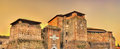 View of Castel Sismondo in Rimini Royalty Free Stock Photo