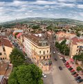 stock image of  View in Chernivtsi