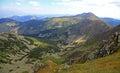 View from Chopok - Low Tatras, Slovakia