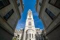 View of City Hall Philadelphia Royalty Free Stock Photo