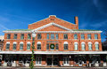 View of the City Market Building in Roanoke, Virginia, USA Royalty Free Stock Photo