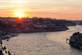 View of the city of Porto Royalty Free Stock Photos