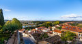 View of Ciudad Rodrigo Stock Images