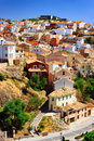 View of cuenca amazing spain Royalty Free Stock Image