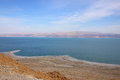 View of the Dead Sea Stock Photos