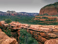View From Devil`s Bridge