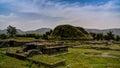 View Of The Dharmarajika Stupa...