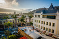View of downtown ventura california Stock Photography