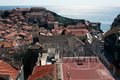 View of Dubrovnik City, Croatia Royalty Free Stock Photo