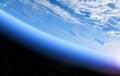 Z země prostor