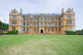 View of East Side of Montacute House