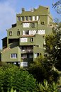 View of Edificio de Ricardo Bofill - Xanadu Royalty Free Stock Photography