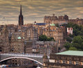 View on Edinburgh Stock Photography