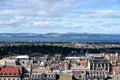 View of Edinburgh Royalty Free Stock Photo