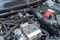 View of engine compartment Royalty Free Stock Photo