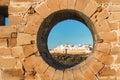 View on Essaouira, Morocco Royalty Free Stock Photo