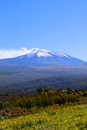 View on etna photo of volcano Royalty Free Stock Photography