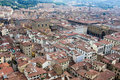 View of Firenze from Dome Royalty Free Stock Images
