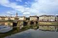 View of florence italy europe Stock Photography