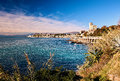 View of Genoa Royalty Free Stock Photo