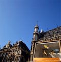 A view of the Grand Place in Brussels, Belgium Royalty Free Stock Photo