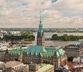 View Of Hamburg