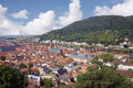 View of  heidelberg germany Royalty Free Stock Images
