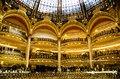 Gallerie Lafayette interior Royalty Free Stock Photo