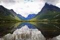 View Of Innerdalen - Norway's ...
