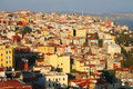 View of Istanbul city, Turkey Royalty Free Stock Photo