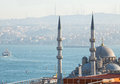 View of Istanbul Royalty Free Stock Photo