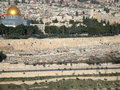 View of Jerusalem Royalty Free Stock Images