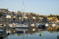View on Kalkara bay in the early morning. Malta Royalty Free Stock Photo