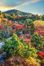 View from kiyomizu dera temple in kyoto japan november japan on november founded heian period the present building was constructed Royalty Free Stock Photography
