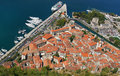 View on Kotor, Montenegro Stock Image
