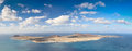 View of La Graciosa Island, Canary Islands (Spain) Stock Photo
