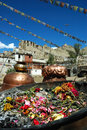 View of Leh Royalty Free Stock Photos
