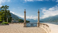 A view like from a fairy tale; Bellagio, Lake Como, Italy, Europ Royalty Free Stock Photo