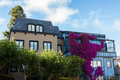 View of Lombard Street, San Francisco Stock Images