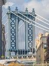 View Of The Manhattan Bridge F...