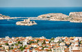 View from Marseilles, France Royalty Free Stock Photo