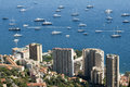 View of Monaco Royalty Free Stock Image