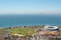 View of Mouille Point Royalty Free Stock Photos