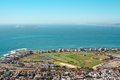 View of Mouille Point Royalty Free Stock Photo