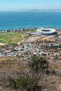 View of Mouille Point Royalty Free Stock Photography