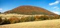 View from mount Strazov, Strazovske vrchy, Slovakia