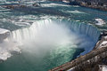 View at Niagara Fall Royalty Free Stock Photo